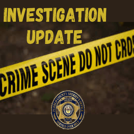 Investigation Update